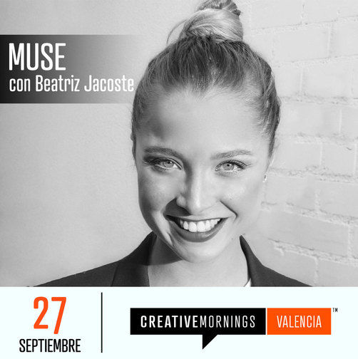 Muse con Beatriz Jacoste