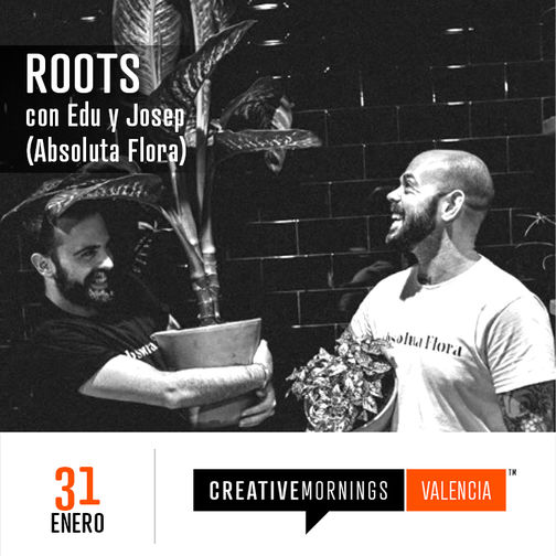 Roots con Absoluta flora