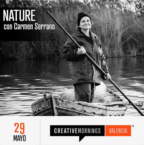 Nature con Carmen Serrano