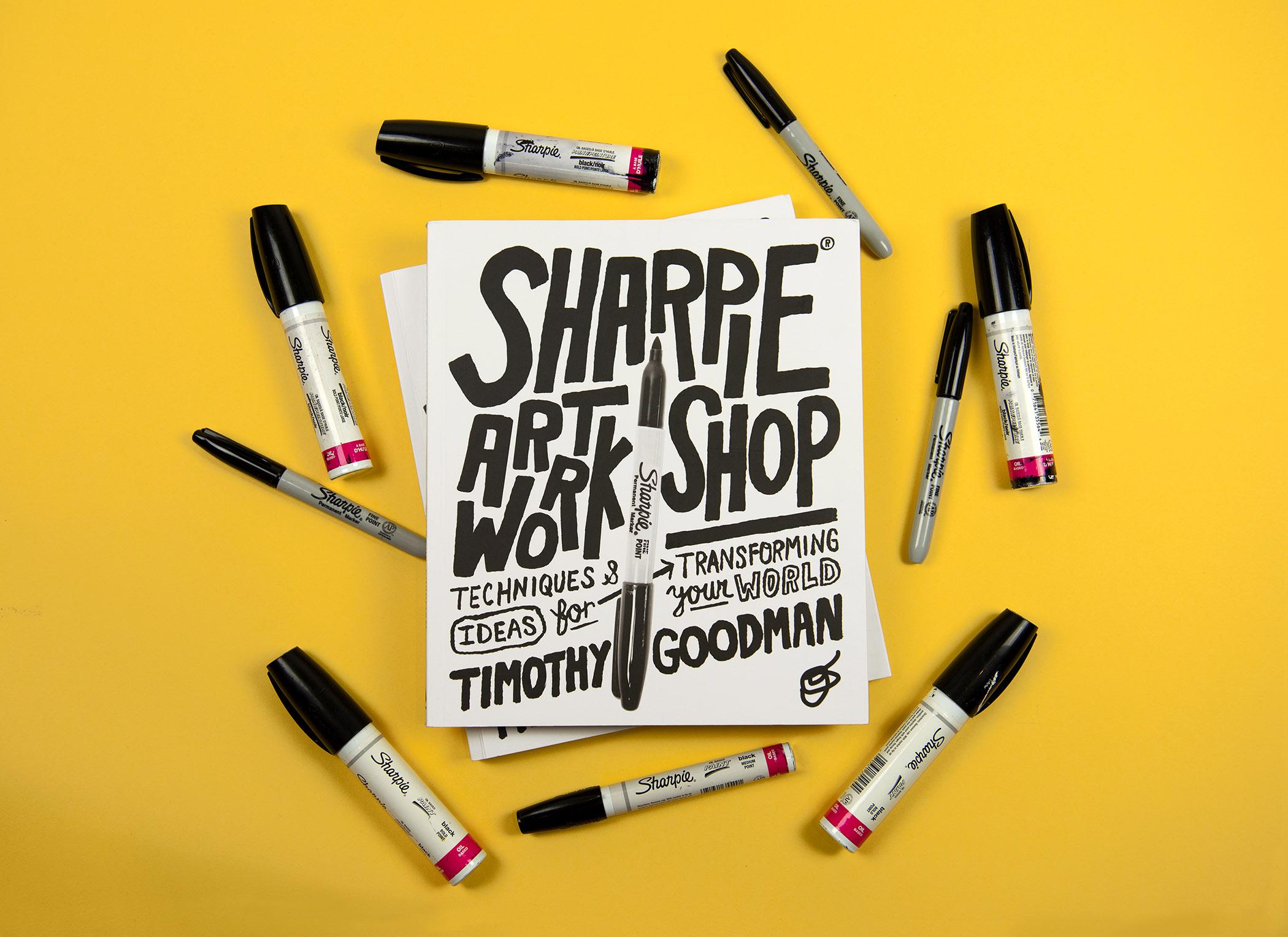 Sharpie book  1
