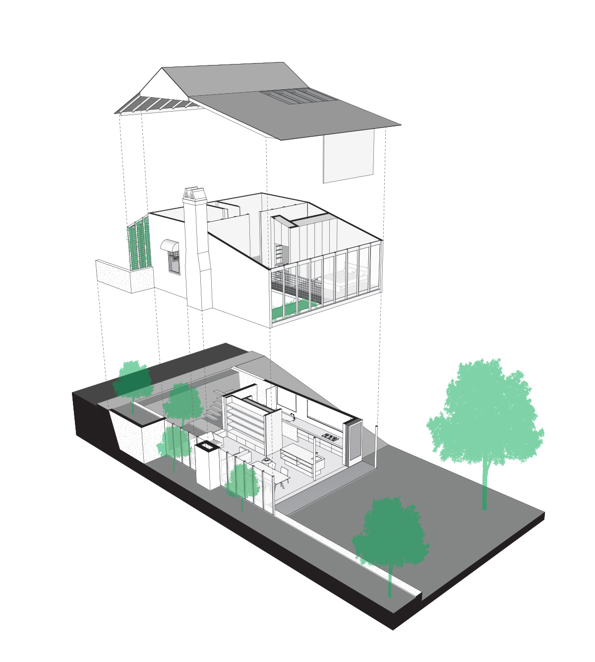 Je terrariumhouse 3d