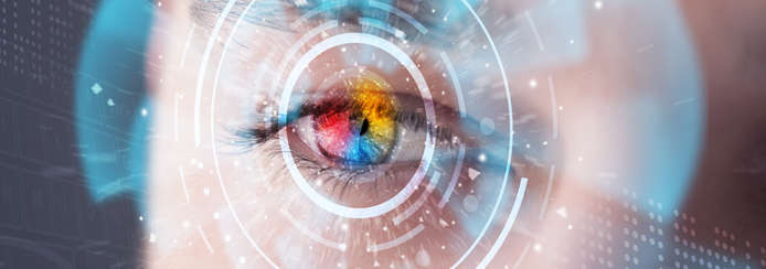Small holographic eye shutterstock 164095697