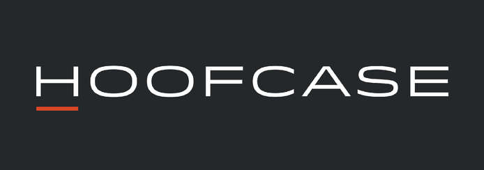 Small hoofcase logo white cmyk cg2
