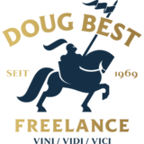 Small doug best freelance logo