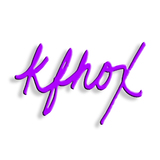 Small kfhox purple logo