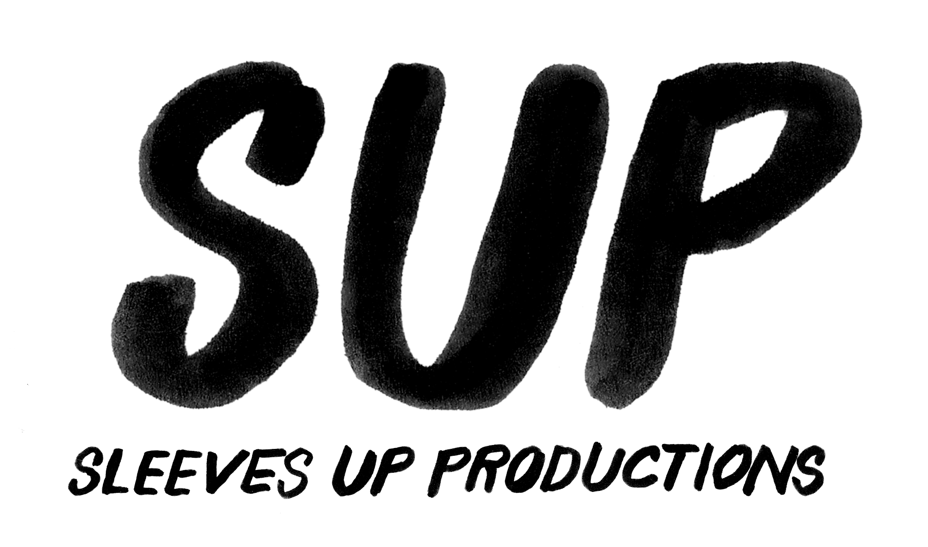 Sup logo with type final black