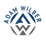 Small adam wilber logo