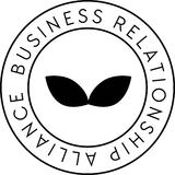 Small b.r.a. sub mark logo black