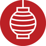 Small ccnm red circle icon