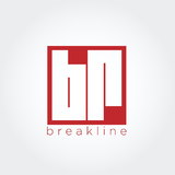Small breakline logo profile