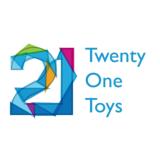 Small 21 toys logo