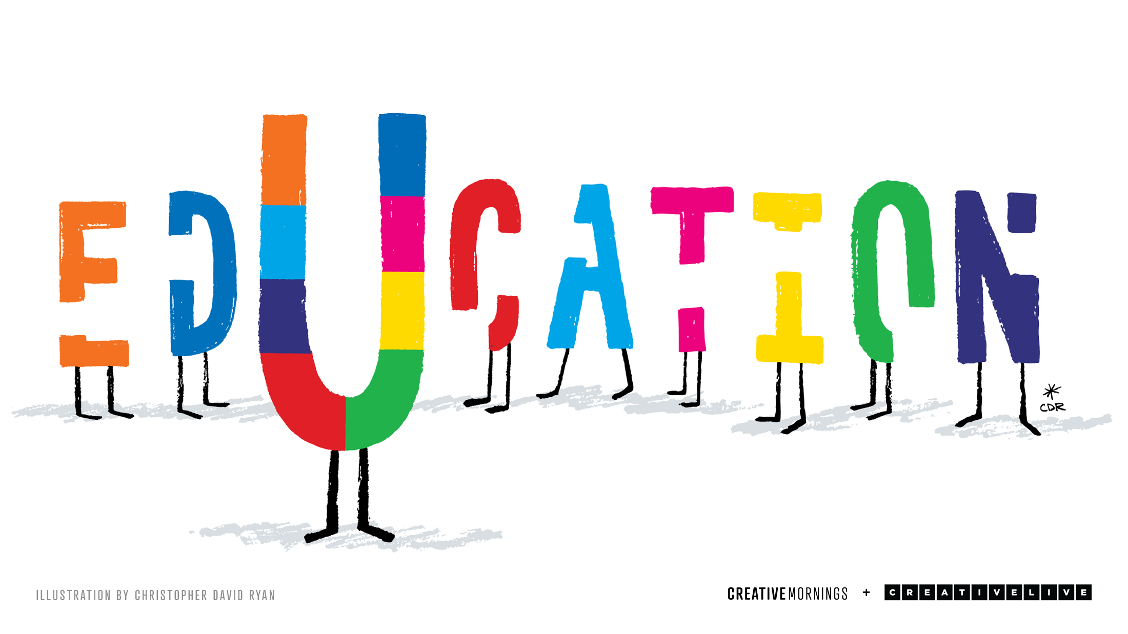 Education - CreativeMornings themes