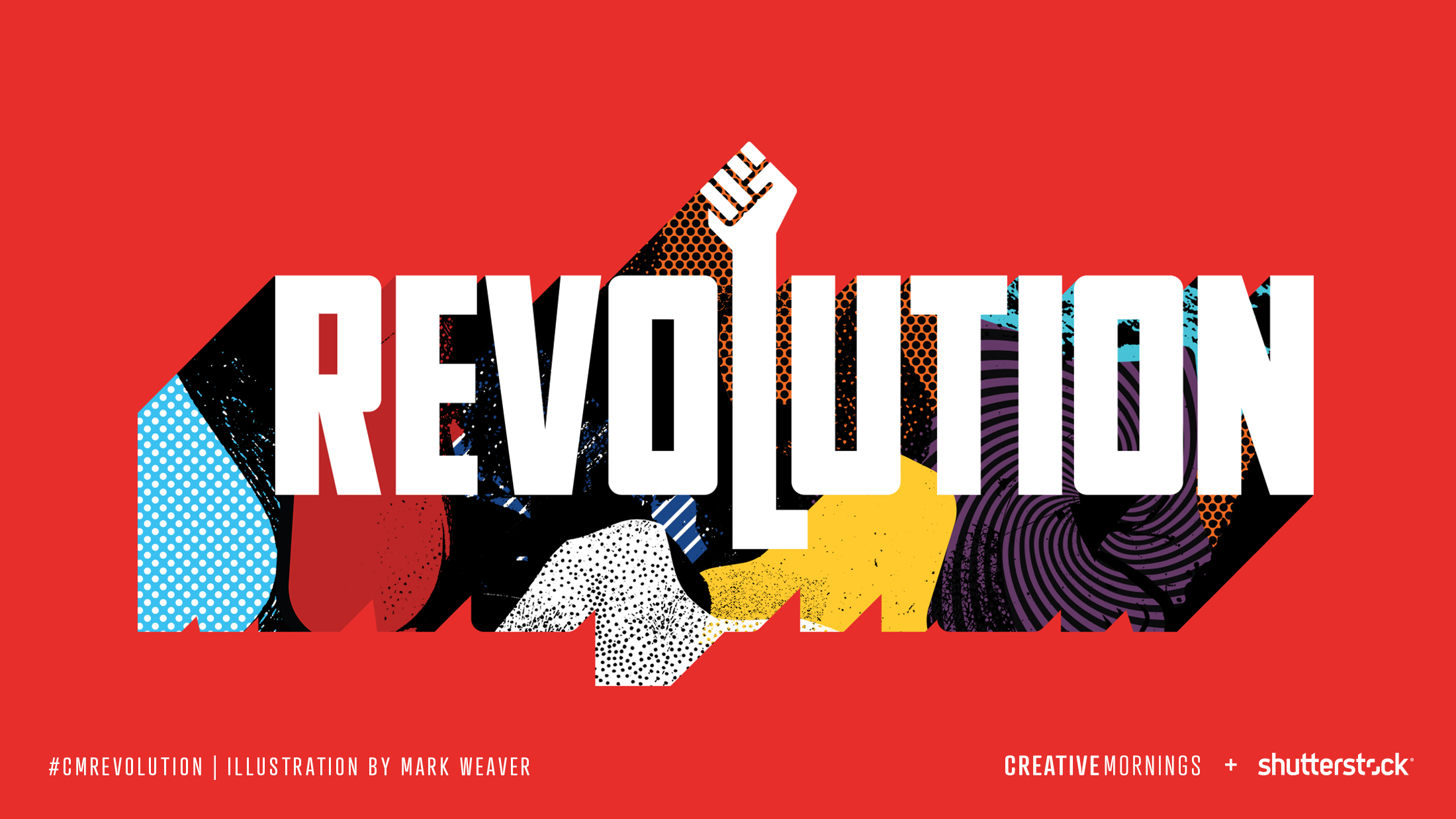 Revolution - CreativeMornings themes