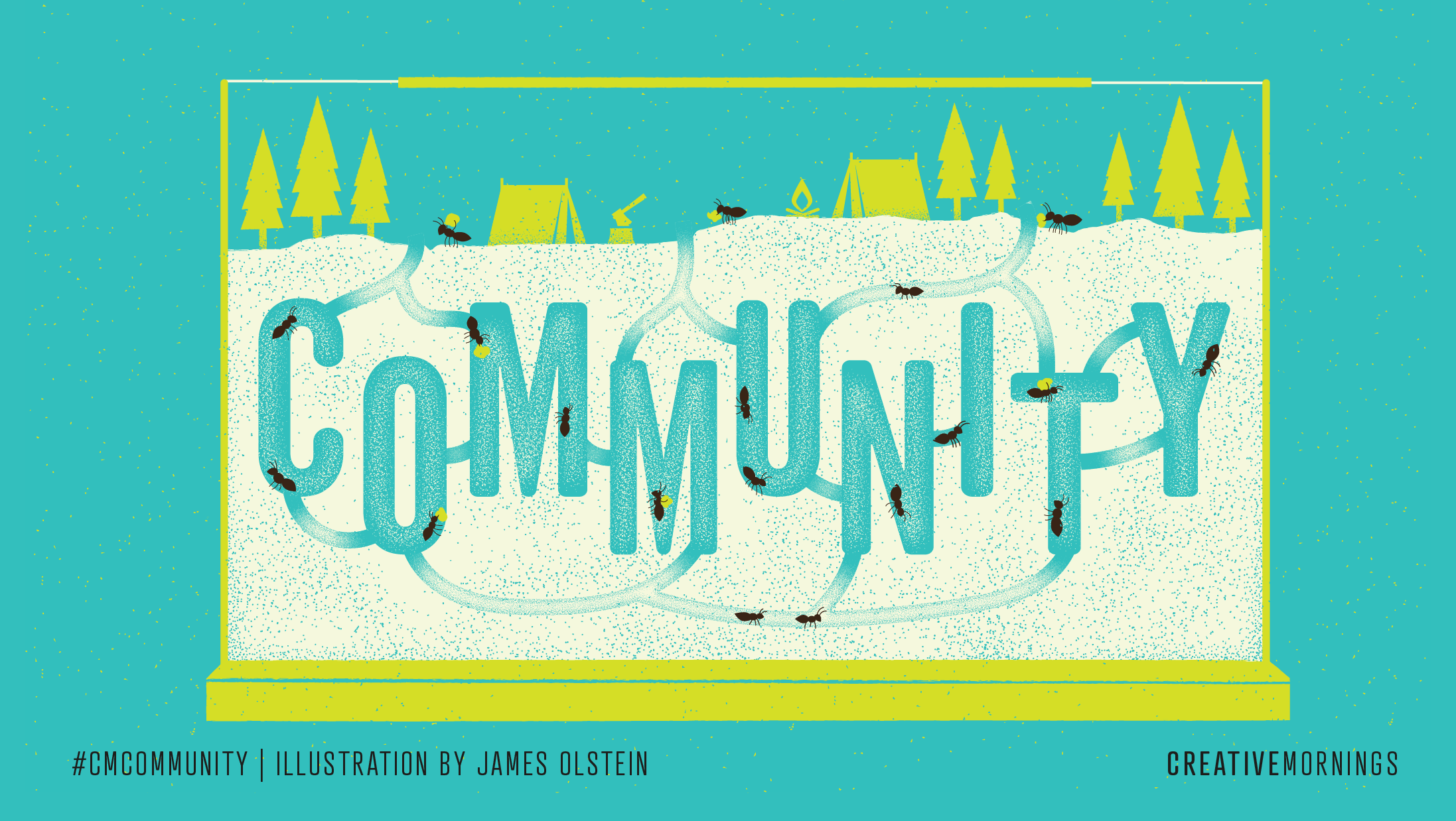 community creativemornings themes