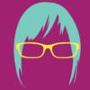 Small color selfie icon