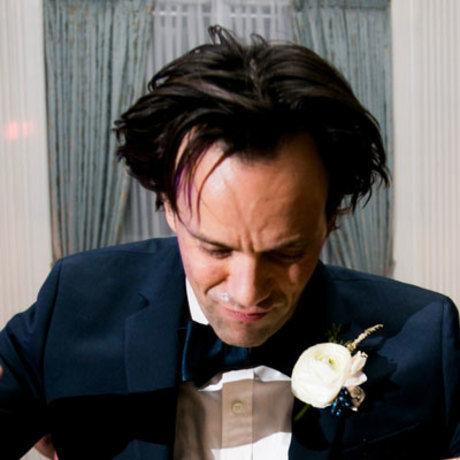 David crop wedding