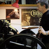 Small feeding the 1905 c p oldstyle platen 1096 crpd