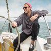 Small matthew bowie sailing portrait 7712