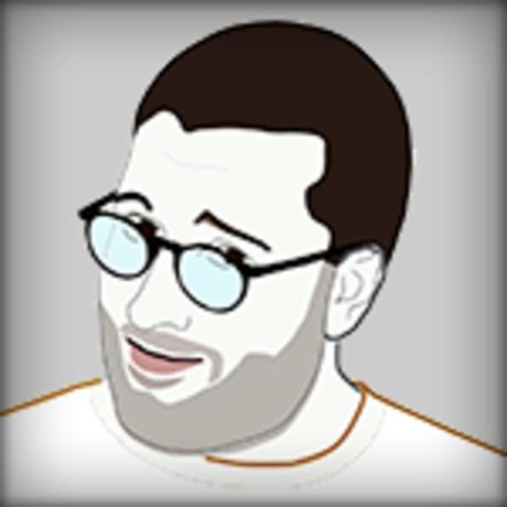 Twitter avatar graybg
