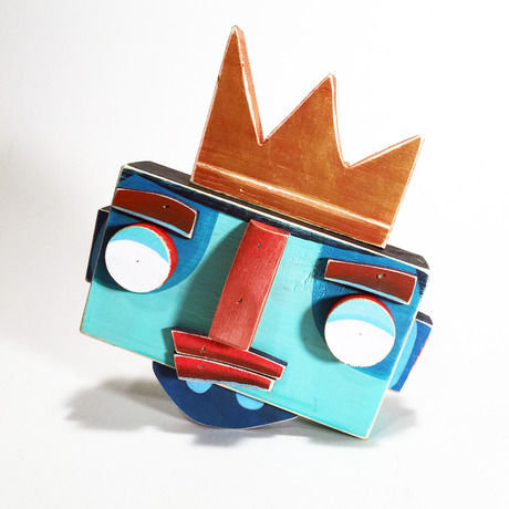 Wdr little king blue
