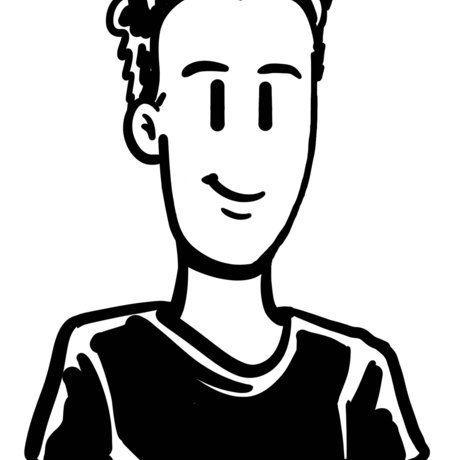 Rod scribble
