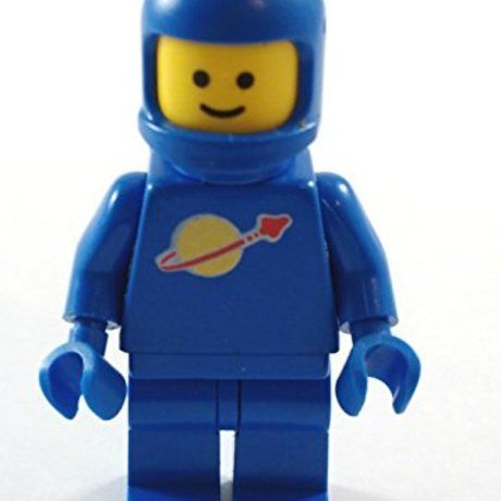 Vintage lego space man