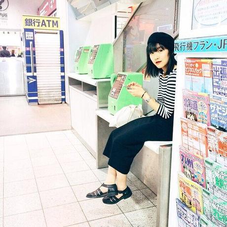 Justine in tokyo