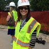 Small hard hat tour