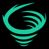 Small vortex logo