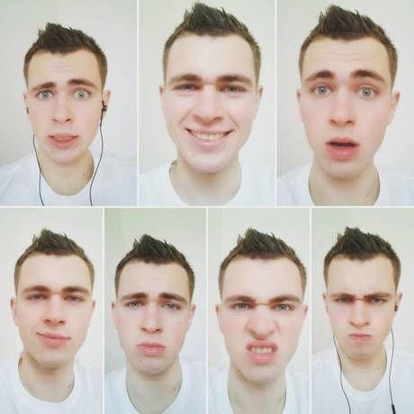 Dan emotions