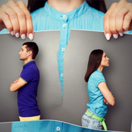 Online divorce papers