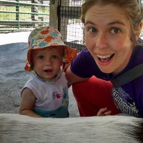 O and l at the zoo