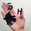 Small shhand