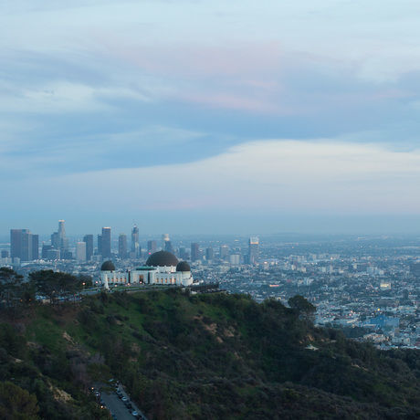 Observatory hike griffith park by emily anderson 9292