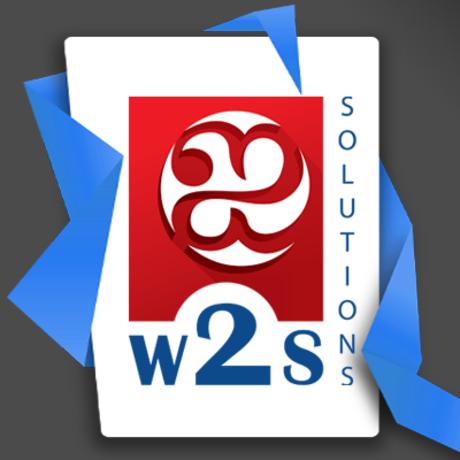 W2s logo