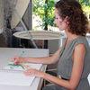 Small luce sketchbook studio