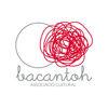 Small logo bacantoh cat
