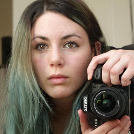 Marine photographe avatar