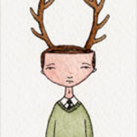 Marc antlers