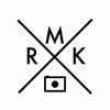 Small rmk square cross logo small