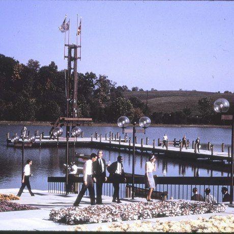 Walker dock