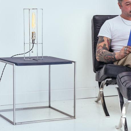 Side table indigo 166