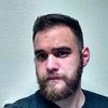 Small beard face