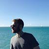 Small profile pic at sea