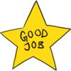 Small good job star