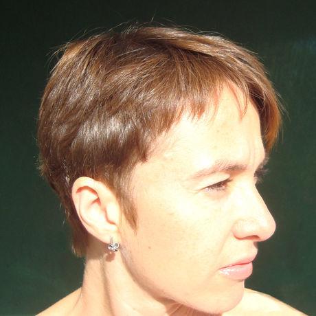 Cut hair 2