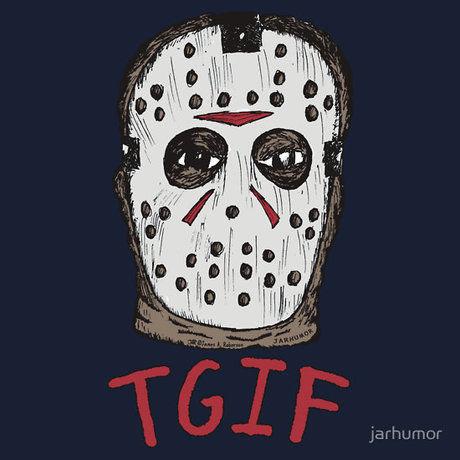 Jason voorhees tgif