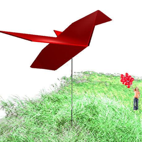 Origami bird3