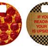 Small cba14210 pizza coaster