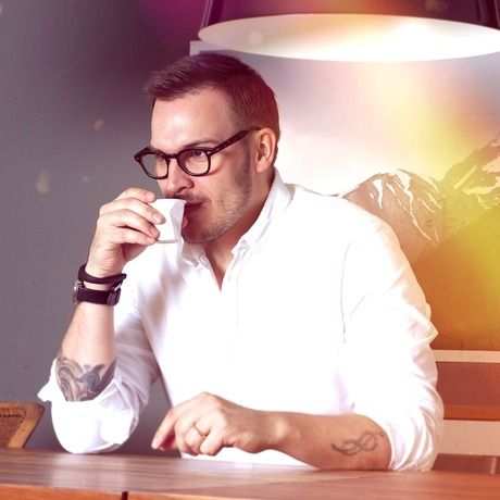 Manolo kaffee rechteck
